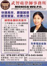 移民律师 武智萌