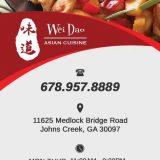 味道餐厅 Wei Dao