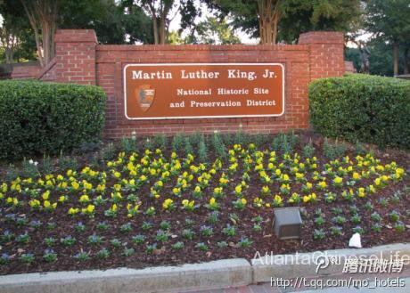 Martin Luther King site