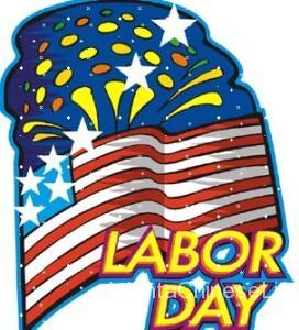 laborday flag