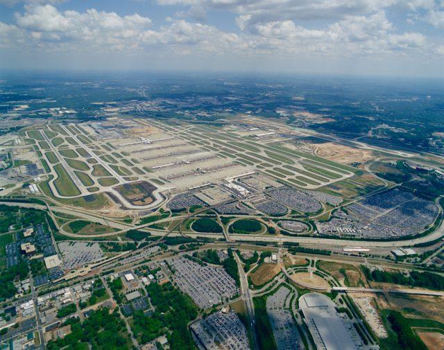 亚特兰大国际机场