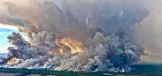 当心!美东南森林大火延绵5万平方公里,林业厅警告远离危险路段