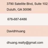 房地产投资经纪人 – David Huang