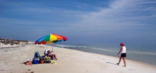 亚城附近的海滩,这个夏天不要错过