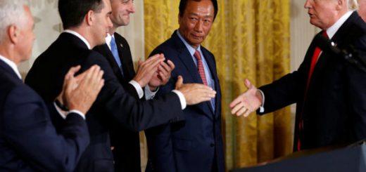 转贴 |  美国靠什么来诱惑富士康投资建厂?