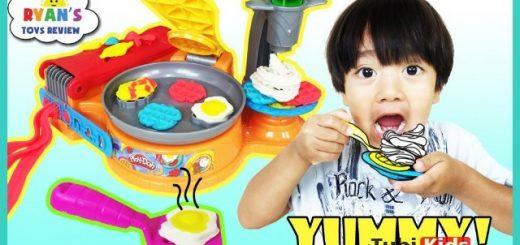 五岁小男孩拆玩具成Youtube超人气博主 每月广告收入上百万美元
