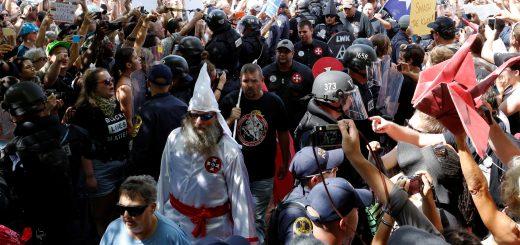 周末的游行到底是咋回事儿?咱就唠唠白人至上的那点事儿