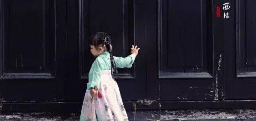 3岁中国小女孩 cosplay 了一次《街头霸王》,竟然扛起卖萌大旗,走红外媒!