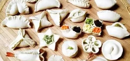 饺子这样包皮薄馅大,关键还好看!(组图)