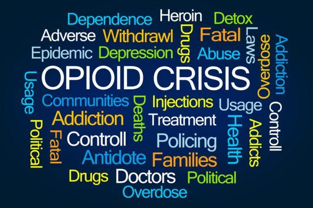止痛药危机已上升到国家紧急状态