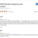 TITANIUM 口腔植牙和牙周病治疗