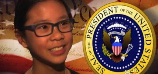 这个中国弃婴竟然想颠覆美国宪法!竞选美国总统!