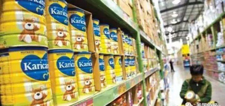 华裔男子超市买婴儿牛奶 竟遭粗暴阻挠 险被打!