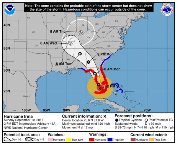 飓风中的玫瑰:美国飓风频发,为何乔治亚州总能逃过一劫?