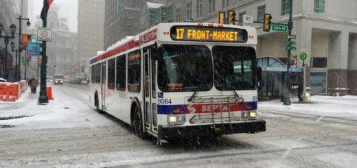 车轮上的美国 公共交通是这样的