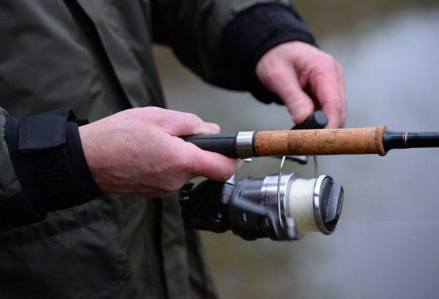 本月某天的钓鱼日,在佐治亚州钓鱼无需钓鱼证