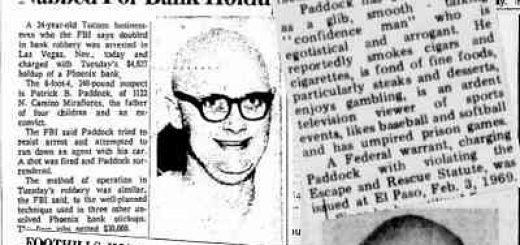 拉斯维加斯枪手的父亲'Bingo Bruce',曾被FBI列为10大通缉要犯