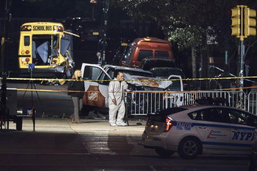 卡车恐袭嫌犯被起诉 或有帮凶