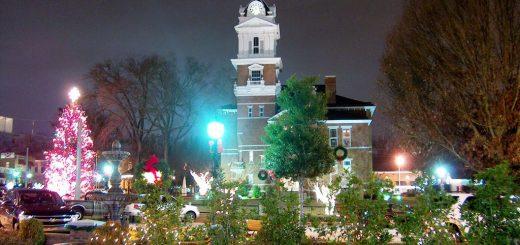 哪些亚特兰大周边的城市广场最棒?