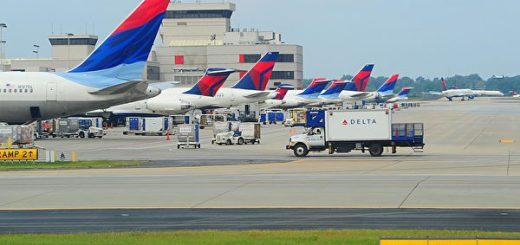 亚特兰大机场国际旅客排名美国第七