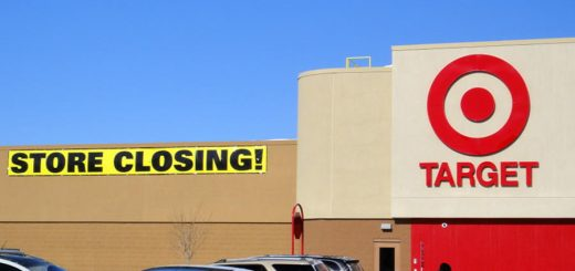 Target明年将关闭十几家店铺,其中一家在佐治亚州