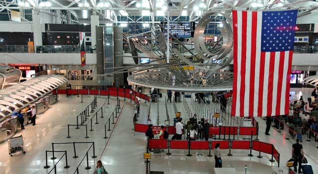 又到了全民出行的日子 细数美国最忙机场