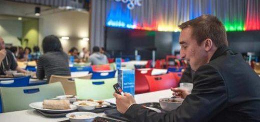 美国(谷歌)食堂有多牛?中餐最受欢迎!