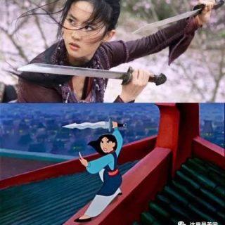 """""""票房毒药""""刘亦菲凭啥搞定迪士尼拿下花木兰?外网真相了!"""
