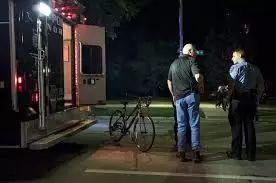 华人在美骑车绿灯直行惨被撞身亡,竟是因为这条令很多华人想不通的规矩