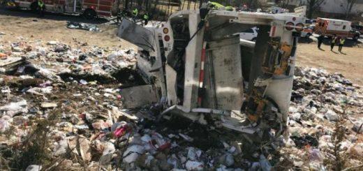 美国共和党议员专列与垃圾车相撞 一死一重伤