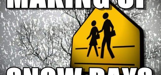 几场大雪难不倒咱亚特兰大学区,错过的课怎么补?