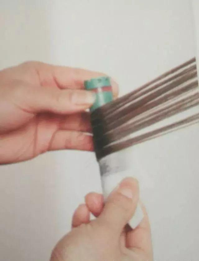 烫发必修课:卷杠方式有四种,每一种卷杠方法最终效果一定要记住