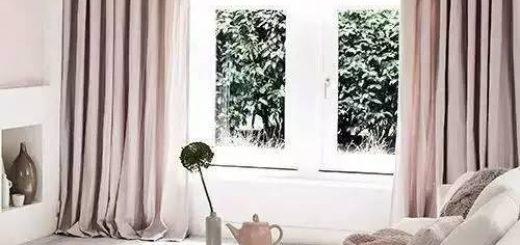 装修 | 窗帘这样搭配,你家也美如天堂