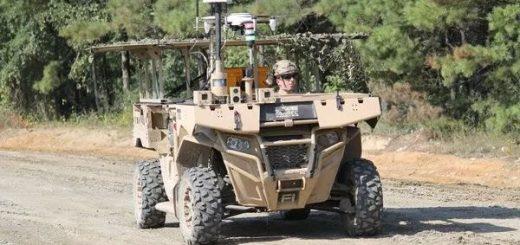 美陆军本宁堡基地将成为机动机器人中心