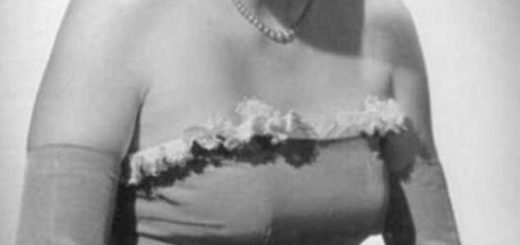 她曾是靓丽模特 晚年却最终在佐治亚州的一敬老院被虫活食【组图慎入】