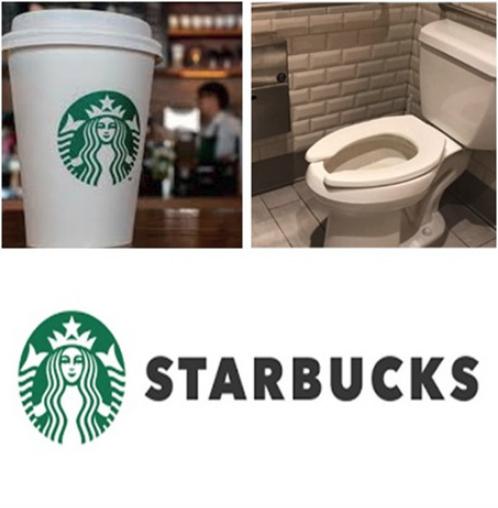 星巴克又摊上事了!四月后第二次在亚城店内厕所发现暗藏的摄像头
