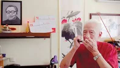 90岁老人的催泪手绘情书!总有人把爱当做一辈子的事!