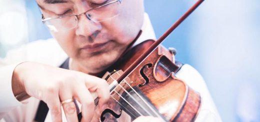 千年一曲爱情颂,风流尽化蝴蝶影 - 小提琴演奏家浦立伟先生《梁祝》主题公益晚会精彩落幕