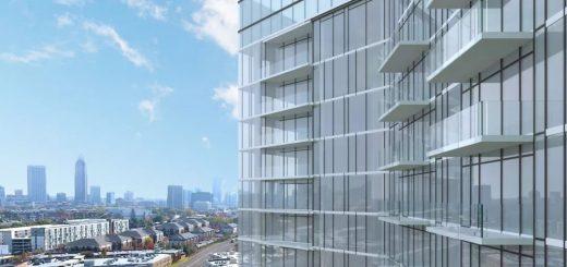 刚刚,亚城的 Seven88 West MidTown 五星级豪华高层公寓破土动工了!