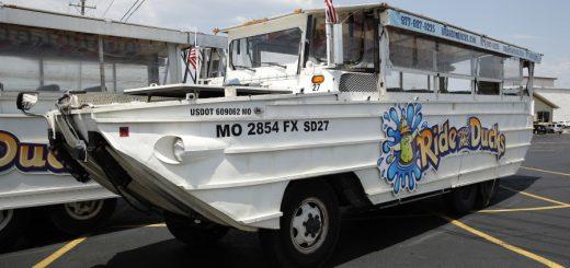 北美 | 一家9口全丧命!美国鸭子船事故遇难者家人索要天价赔偿