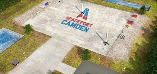 航太业前景热 佐治亚州力推坎登太空港
