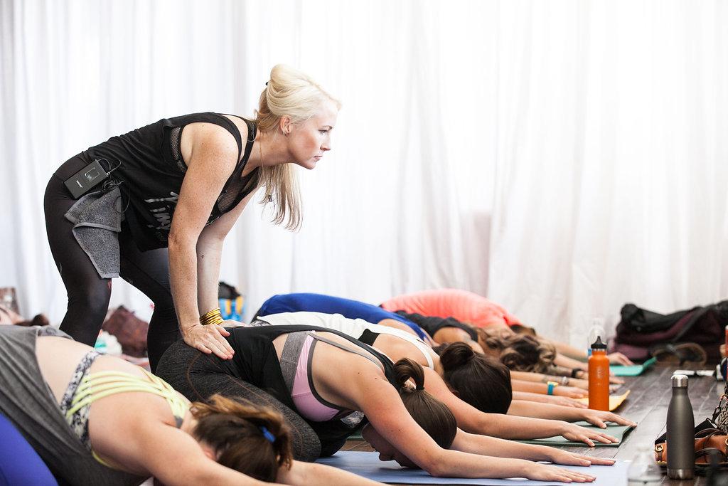 Yoga festival 瑜伽节