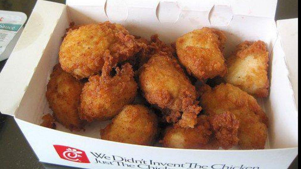 Chick-fil-A 免费领取炸鸡块