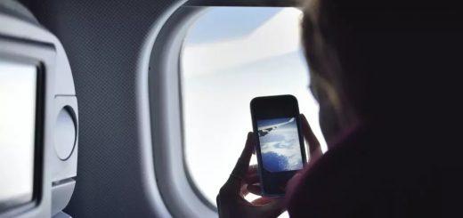 """旅客国际航班上""""飞行模式""""玩手机游戏 半小时被收10万漫游费"""
