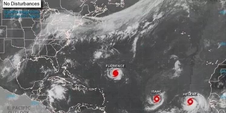 5级飓风巨潮暴洪或来袭 三州进入紧急状态 准备大撤离