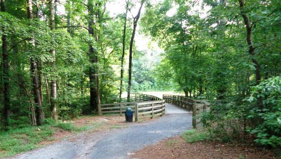 Webb Bridge公园
