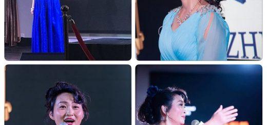 《写在亚城好声音活动之后》—— 谨以此篇献给我最亲最爱的新韵艺术团