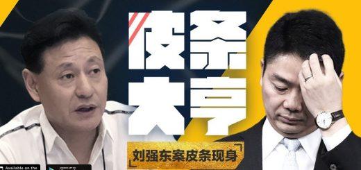 Image result for 姚其涌 刘强东
