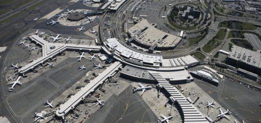 美机场因无人机干扰关90分钟 客机空中盘旋没油了