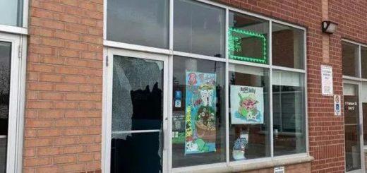 抢劫一条龙: 华人餐馆20多家集体被砸 警方不报道不发声不解决 心寒!